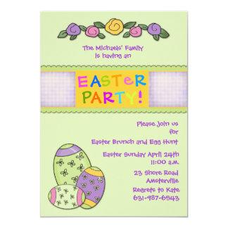 Easter Fun Invitation