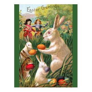 Easter Fun Postcard