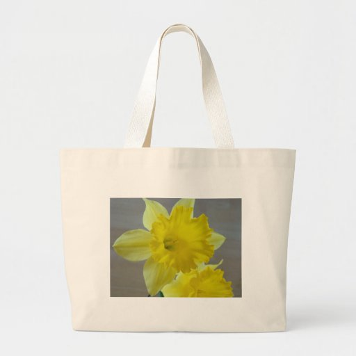 EASTER GIFTS 7 Beach Bag Canvas Totes Daffodils