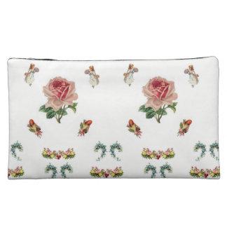 easter girls baggette cosmetic bag