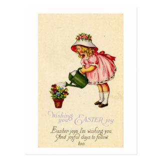 Easter Greeting Card (ca. 1915) Postcard