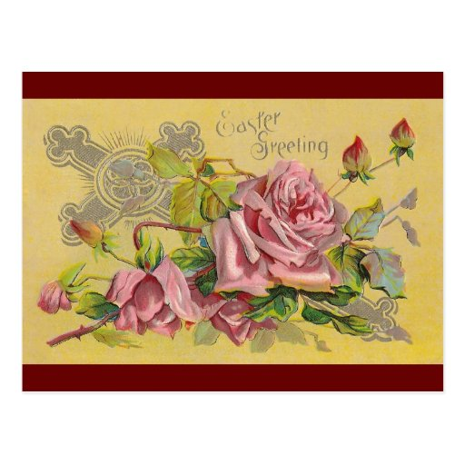 Easter Greeting Post Cards