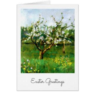 Easter Greetings.Fine Art Custom Easter Cards