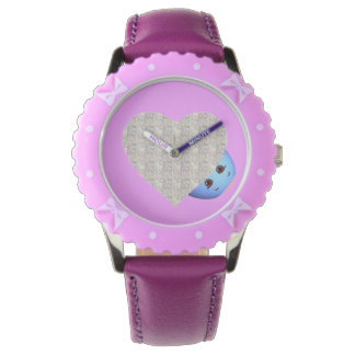 Easter Hearts and Eggs Watches