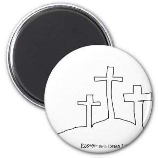 Easter Hope 2 Inch Round Magnet