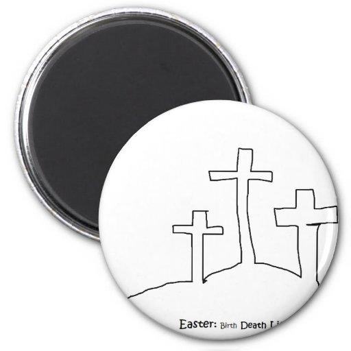Easter Hope Refrigerator Magnets