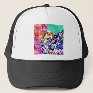 Easter is coming to town. trucker hat