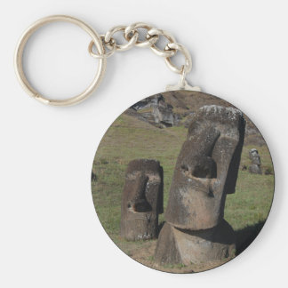 Easter Island Heads Key Chains