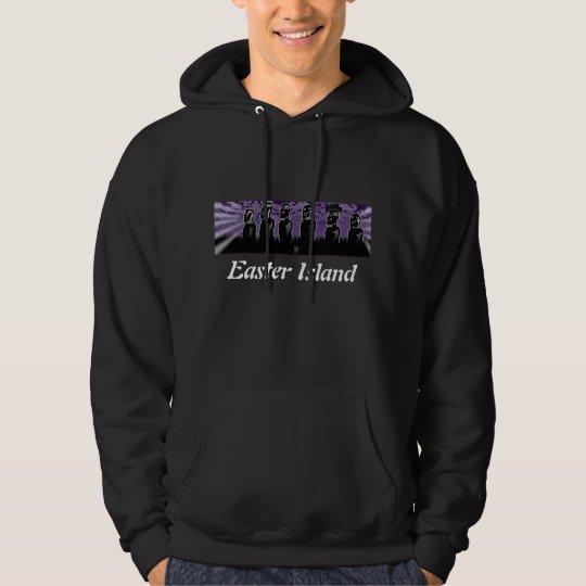 easter island hoodie
