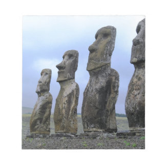Easter-Island Notepad