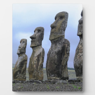 Easter-Island Plaque