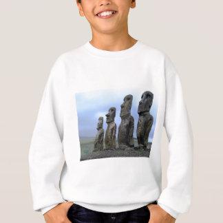 Easter-Island Sweatshirt
