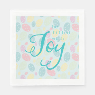 Easter Joy Paper Napkins