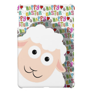Easter lamb iPad mini cover