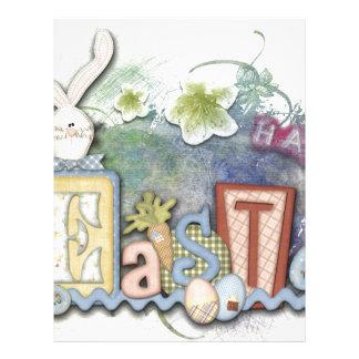 Easter Letterhead