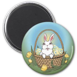 Easter Magnets Easter Bunny Art Fridge Magnet