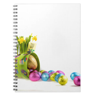 Easter Note Book
