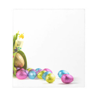 Easter Notepad