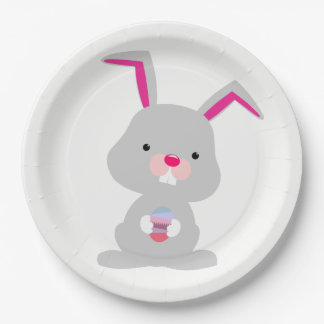 Easter Paper plate