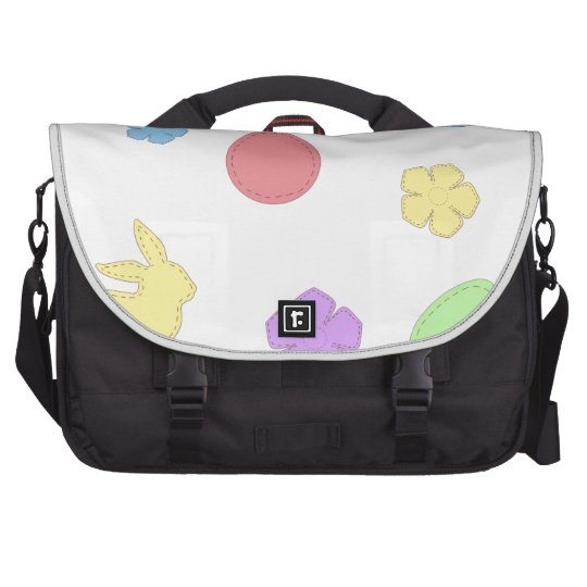 Easter Patches Commuter Bag
