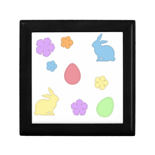 Easter Patches Gift Box
