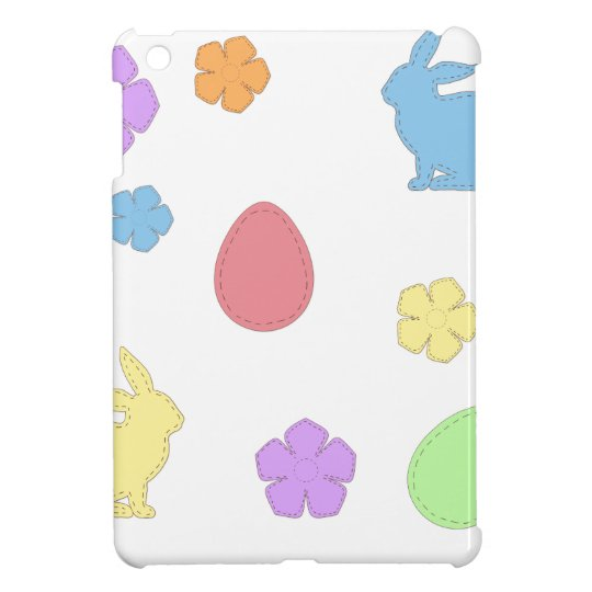 Easter Patches iPad Mini Case