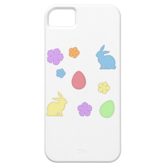 Easter Patches iPhone 5 Cover
