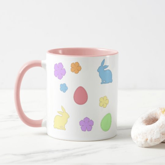 Easter Patches Mug