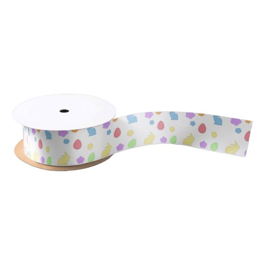 Easter Patches Satin Ribbon