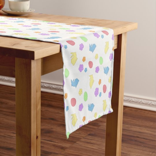 Easter Patches Short Table Runner