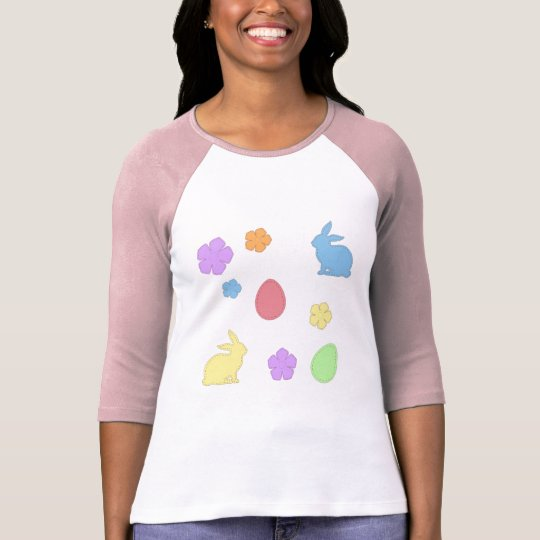 Easter Patches T-Shirt
