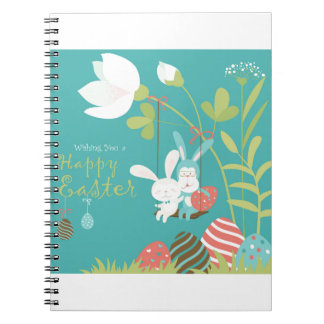 Easter pets notebooks