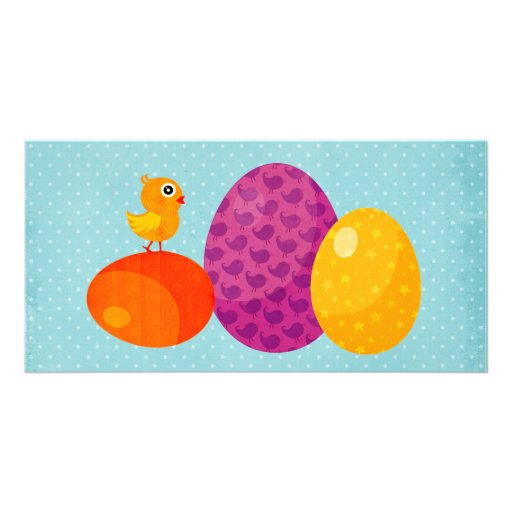 Easter Photo Card