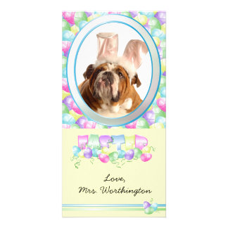 Easter Photo Cards for your pets!