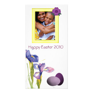 Easter photocard photo cards