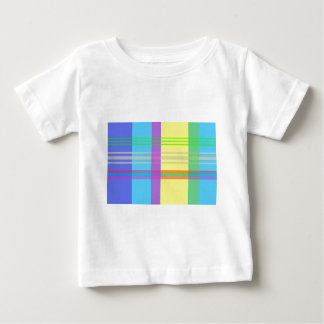 Easter Plaid Baby T-Shirt