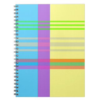 Easter Plaid Notebooks