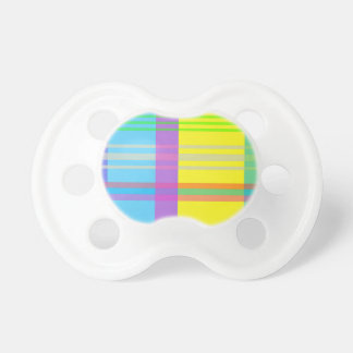 Easter Plaid Pacifier