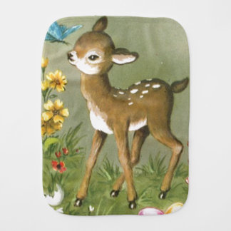 Easter Play Burp Cloth