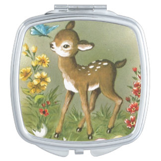 Easter Play Compact Mirror