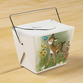 Easter Play Favor Box