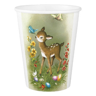 Easter Play Paper Cup