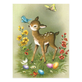 Easter Play Postcard