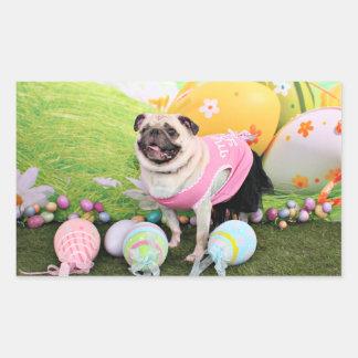 Easter - Pug -Hannah