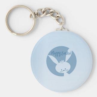Easter Rabbit Keychain