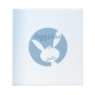 Easter Rabbit Notepads
