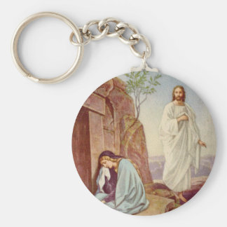 Easter Resurrection Day Keychain