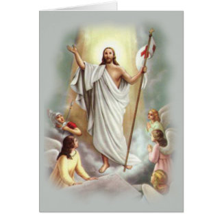 Easter Resurrection Sunday Greeting Card