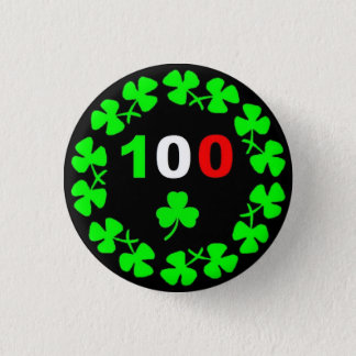 Easter Rising Centenary Badge 1 Inch Round Button