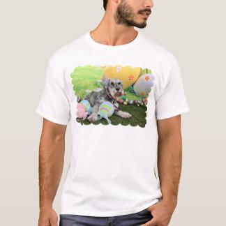 Easter - Schnauzer - Fergie T-Shirt